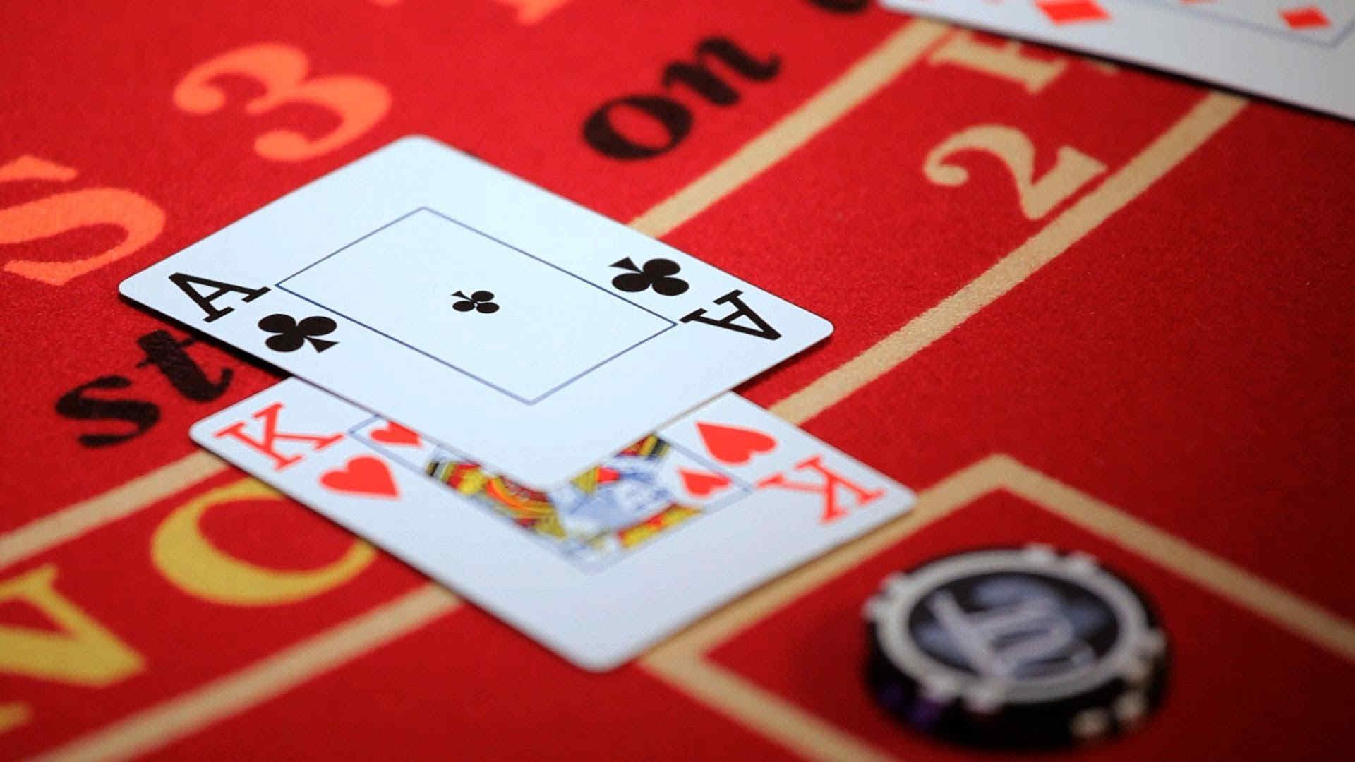 blackjack - Hit en Stand
