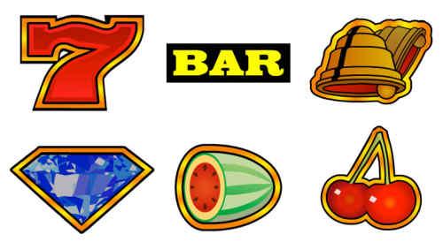 gokkasten - symbolen