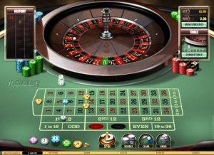 online roulette bij CasinoMeesters