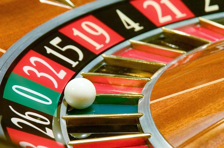 Roulette - Vakken