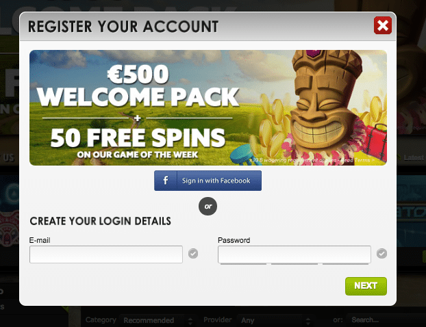 BETAT Casino afbeelding 1