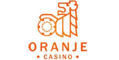 Oranje Casino Logo - CasinoMeesters.nl