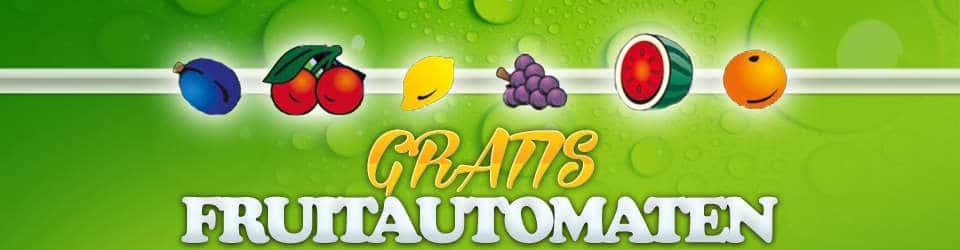 Fruitautomaten en gokkasten gratis spelen