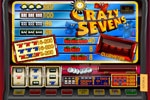 Duitse gokkast Crazy Sevens - CasinoMeesters