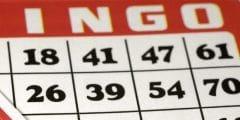 Bingo hoofdprijs