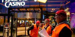 Holland Casino Werknemers
