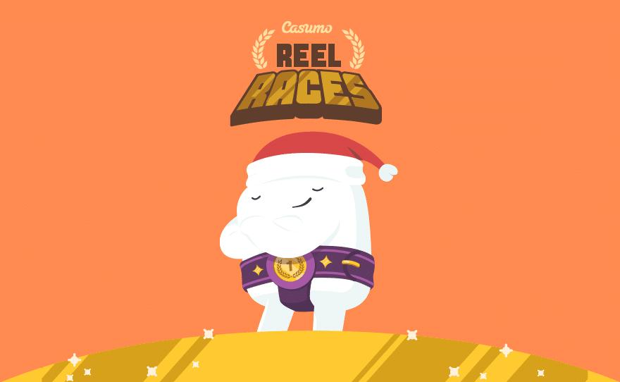 Casumo December Reel Races