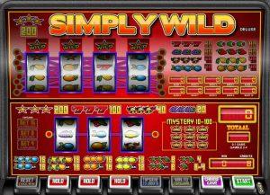 Simply Wild Gokkast - Een van vele Gokkasten