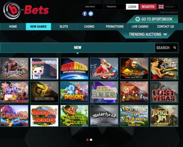 b-Bets Casino afbeelding 1