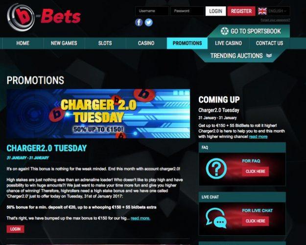 b-Bets Casino afbeelding 2