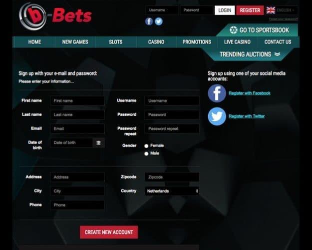 b-Bets Casino afbeelding 3