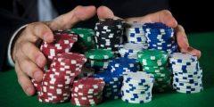 Casino chips budgetteren