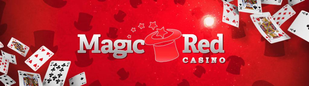 Magic Red Casino Banner