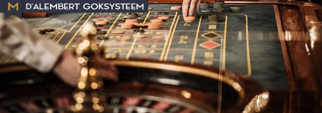 Casino Meesters D'Alembert roulette Strategie systeem