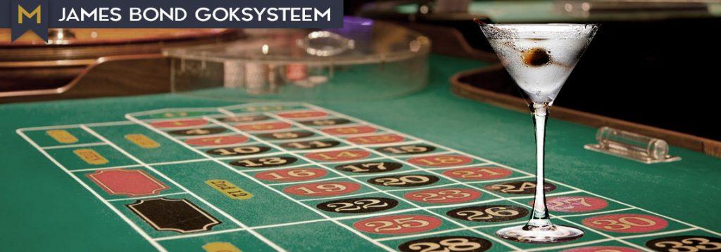 Casino Meesters James Bond Goksysteem